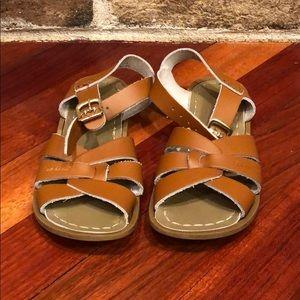Girls Saltwater by Hoy Summer sandals